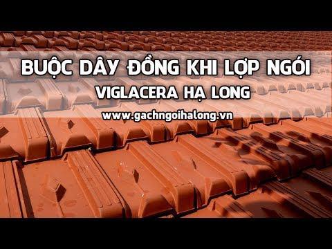 Buộc Dây đồng Khi Lợp Ngói 22 | Gạch Ngói Hạ Long | Www.gachngoihalong.vn