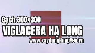 Gạch cotto 300x300 đỏ Viglacera Hạ Long | Gạch ngói Hạ Long | Phân phối bởi Cty Đức Thắng - Hưng Yên