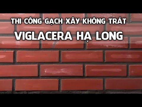 Gạch Xây Trang Trí Hạ Long | Gạch Xây Không Trát Hạ Long | Gạch Ngói Hạ Long | Www.gachngoiHaLong.vn