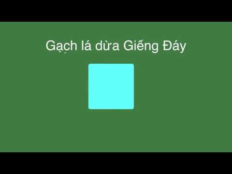 Gạch Lá Dừa Giếng Đáy | Gạch Ngói Giếng Đáy .com