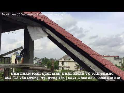 Ngói Lợp Tráng Men Nhập Khẩu Vadarnega | Ngói Men | Www.ngoimen.com