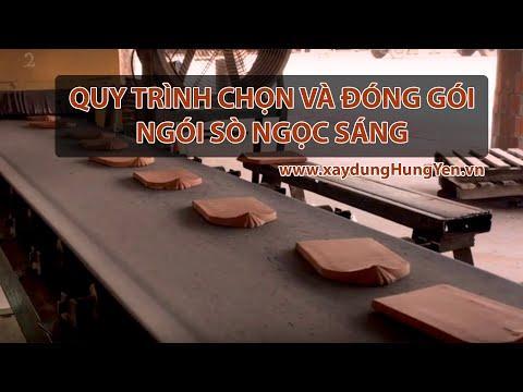 Ngói Sò Ngọc Sáng | Phân Phối Bởi Cty Đức Thắng - 302 - Lê Văn Lương - Tp. Hưng Yên | 0221.3 862 259