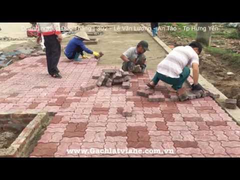 Cung Cấp Gạch Lát Vỉa Hè Tại Hưng Yên | Xây Dựng Hưng Yên | Www.Gachlatviahe.com.vn
