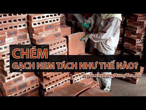 Gạch Nem Tách Ngọc Sáng | Nhà Phân Phối Vũ Văn Thắng - 302 Lê Văn Lương - Tp. Hưng Yên | 02213862259
