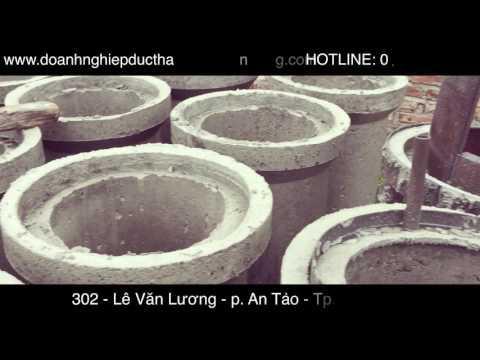 Sản Xuất Và Phân Phối Ống Cống, Cột điện Bê Tông Tại Hưng Yên