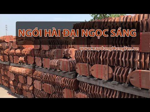 Ngói Hài Đại Ngọc Sáng | Cty Đức Thắng - 302 Lê Văn Lương - Tp. Hưng Yên | 0221.3 862 259