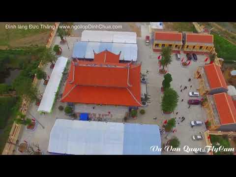 Đình Làng Đức Thắng - Tiên Lữ - Hưng Yên | Gạch Ngói đình Chùa | Www.gachngoidinhchua.com