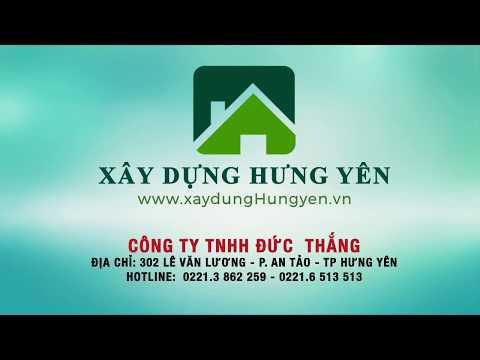 Intro Xây Dựng Hưng Yên - Vesion 2  | XaydungHungYen.vn - 0221.3 862 259