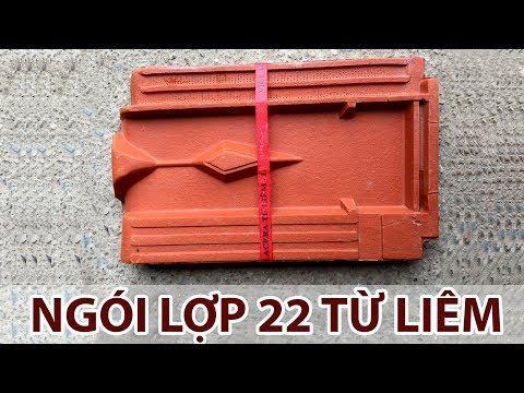 Ngói 22 A1 Từ Liêm | Ngói Lợp Từ Liêm | Www.doanhnghiepducthang.com