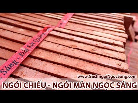 Ngói Chiếu - Ngói Màn A1 Ngọc Sáng | Gạch Ngói Ngọc Sáng | Www.gachngoingocsang.com