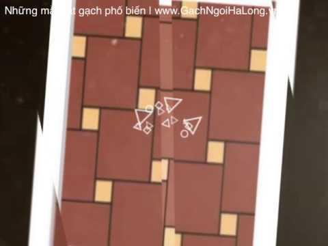 Giới Thiệu Một Số Cách Lát Gạch - Ốp Gạch Thông Dụng | Gạch Ngói Hạ Long | Www.gachngoihalong.vn