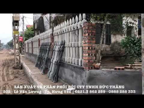 Hàng Rào Bê Tông Ly Tâm Chất Lượng Cao Tại Hưng Yên | Hàng Rào Hưng Yên | Www.hangraoHungYen.com