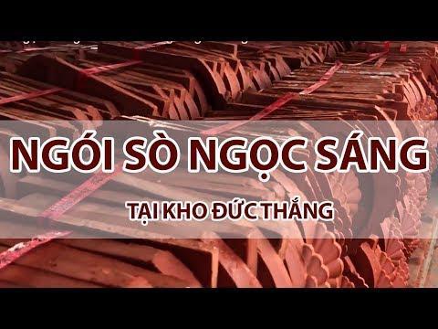 Ngói Sò A1 Ngọc Sáng | Gạch Ngói Ngọc Sáng | Www.gachngoingocsang.com