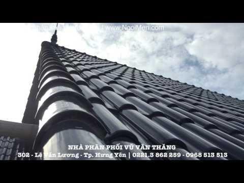 Ngói Men Nhập Khẩu Vardanega | Ngói Lợp Tráng Men | Www.ngoimen.com