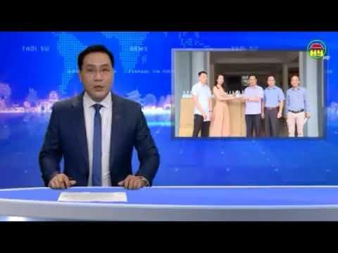 Cty TNHH Đức Thắng Tại đã ủng Hộ Tiền Và Hiện Vật Cho Các đơn Vị đang Thực Hiện Phòng Chống Dịch