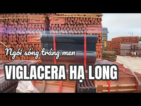 Ngói Lợp - Ngói Sóng Tráng Men Viglacera Hạ Long | Phân Phối Bởi Cty Đức Thắng - 022.3 862 259