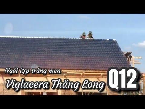 Ngói Lợp Tráng Men Viglacera Thăng Long Xanh Q12 | Phân Phối Bởi Cty TNHH Đức Thắng - Tp. Hưng Yên