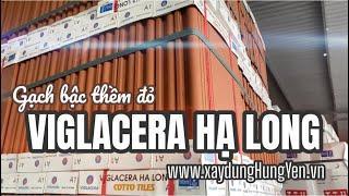Gạch bậc thềm đỏ Viglacera Hạ Long tại kho hàng nhà phân phối Vũ Văn Thắng | 0221.3 862 259