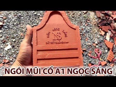 Ngói Mũi Cổ A1 Ngọc Sáng | Gạch Ngói Ngọc Sáng | Www.gachngoingocsang.com